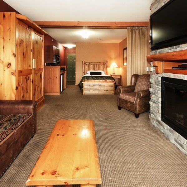 Fireplace Suite Wilderness At The Smokies