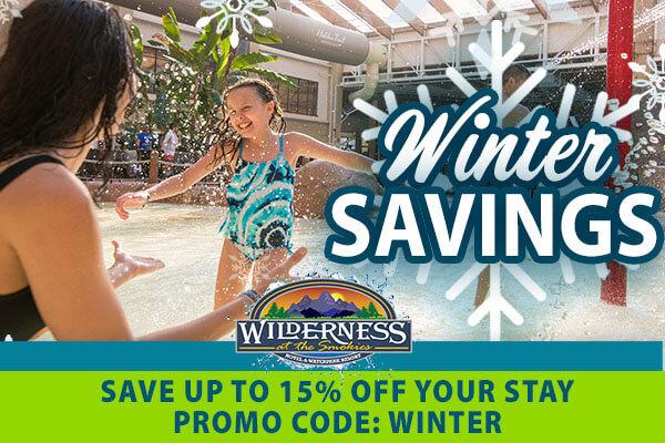 Winter Savings Save 15%