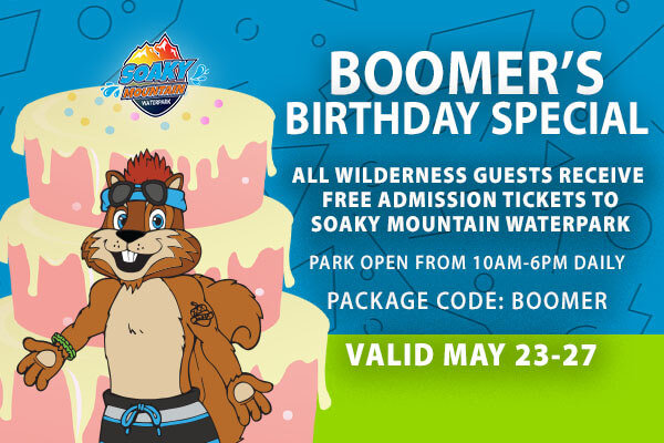 Boomer's Birthday Special