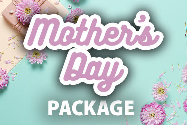Mother's Day Package at Wilderness at the Smokies