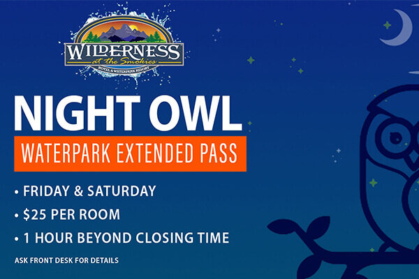 night owl extended waterpark pass