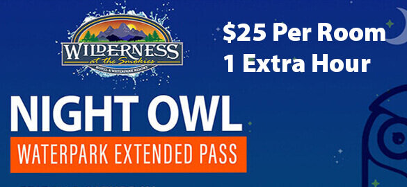 night owl extended waterpark hours